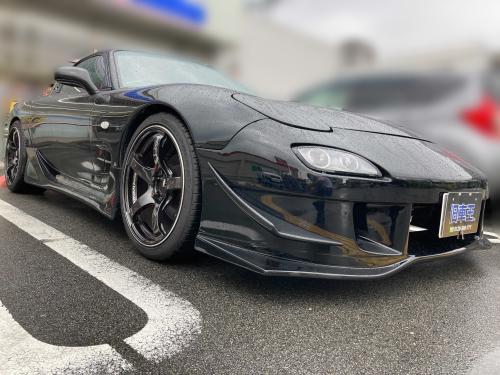 マツダ アンフィニ RX-7 FD3S