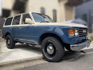 トヨタ ランドクルーザー80 60フェイス