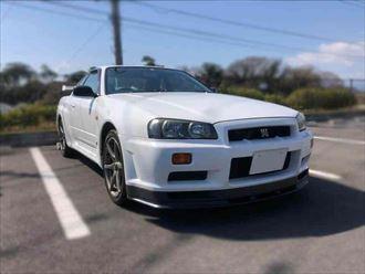 日産 R34スカイライン GT-R