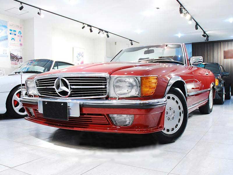 1988年式 メルセデスベンツ R107 (300SL)