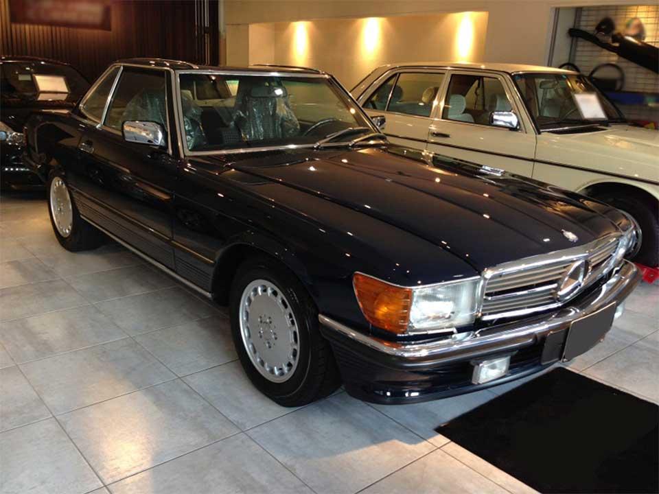 1989年式 メルセデスベンツ R107 (560SL)