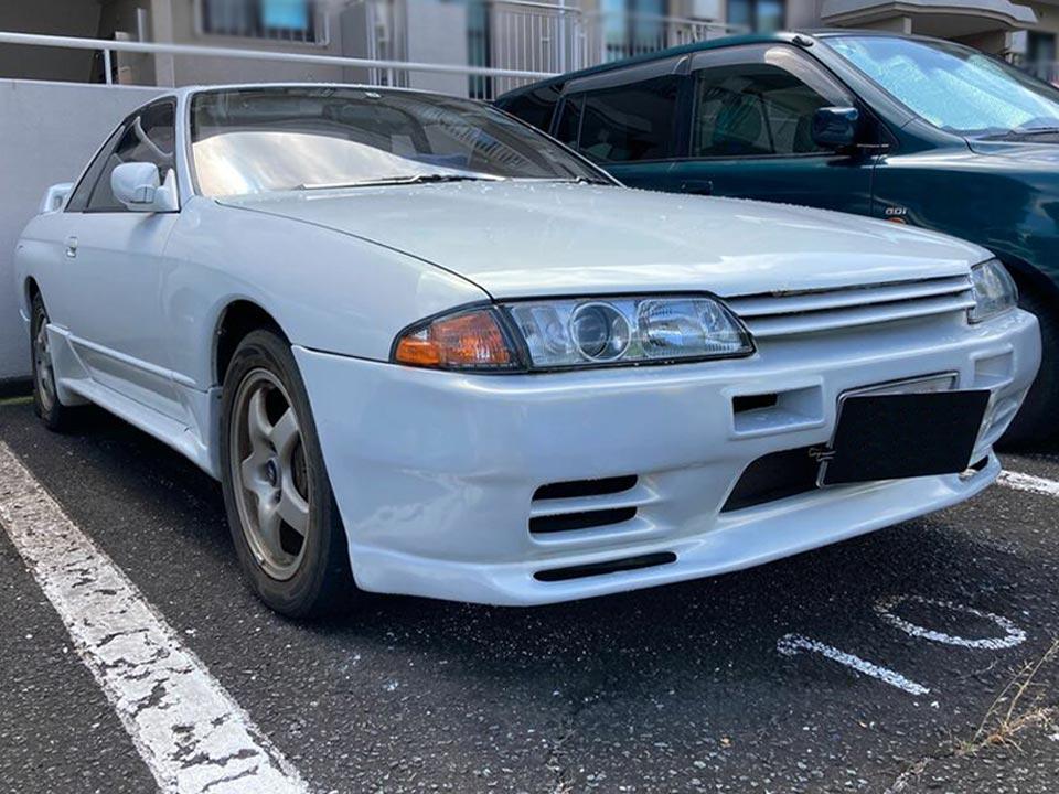 R32 スカイライン GTS-tタイプM