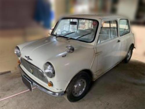 1961年式 モーリス ミニ マイナー (MK1)