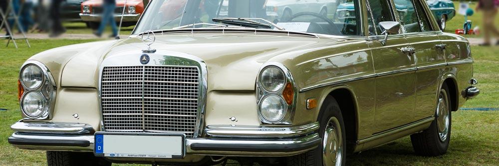 メルセデスベンツ 280S