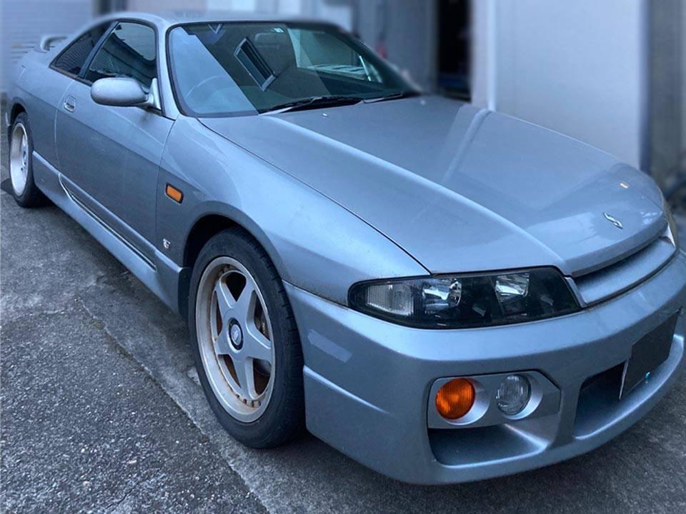 R33 スカイライン GTS25t タイプM 5MT