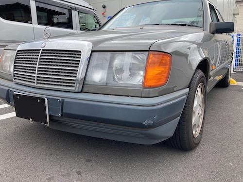 年式 メルセデスベンツ W124 (300E)
