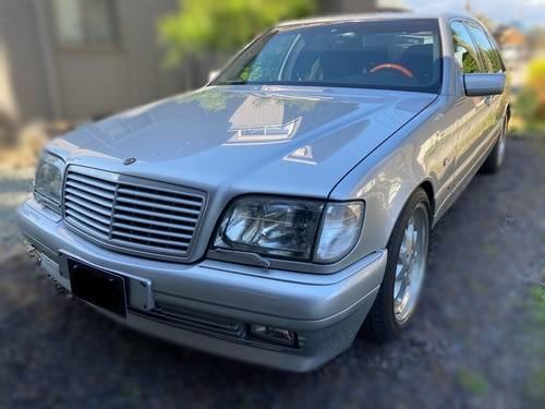1996年式 メルセデスベンツ W140 (S600L-7.3)