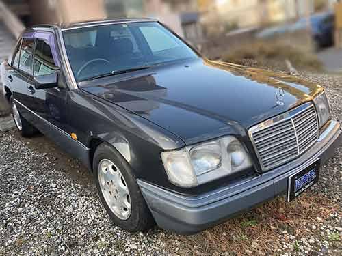 年式 メルセデスベンツ W124 (E280)
