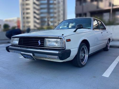 1976年式 日産 スカイライン ジャパン (2000GTX)